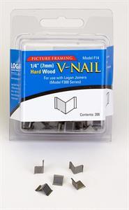 V-Nail-Hard- 7mm - 200 stk.